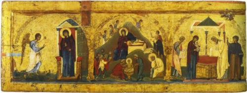 История возникновения великого праздника Благовещение