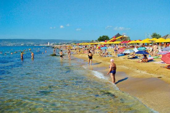 Курорт Феодосия