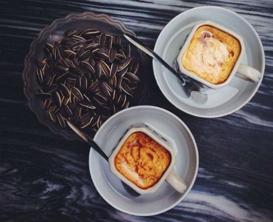 Яичный кофе (Вьетнам)