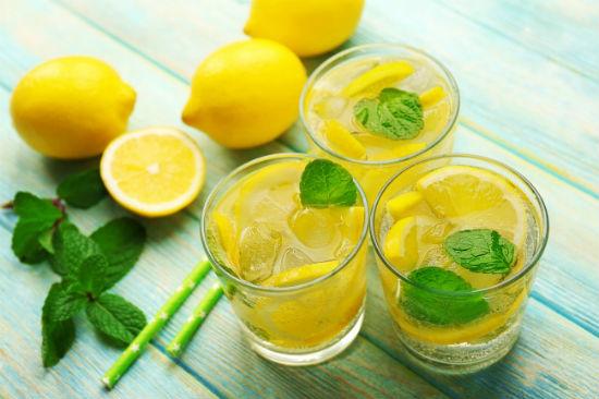 Энергия лимона