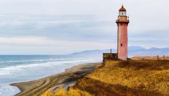 Побережье Охотского моря, Сахалинская область