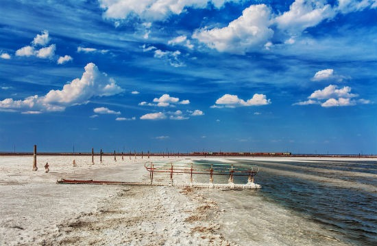 Озеро Баскунчак, Астраханская область