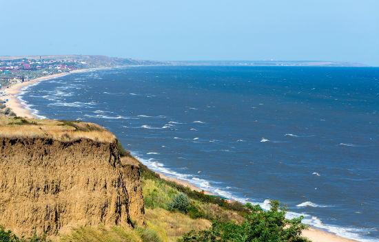 Таманский полуостров, Краснодарский край