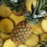 Травяные фрукты - ананас