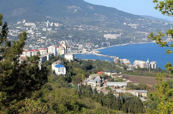 Ялта – жемчужина Чёрного моря