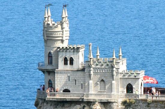 Дворец «Ласточкино гнездо»