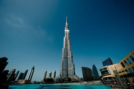 Башня Халифа, ОАЭ