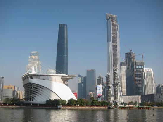 Финансовый центр CTF, Китай