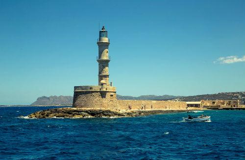 Самый старый в мире маяк